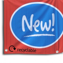 Recyclable Banners