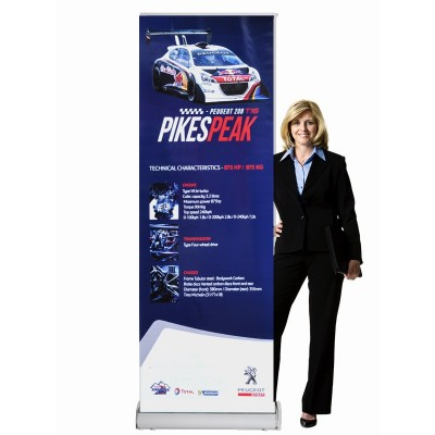 Banner Stand Graphics